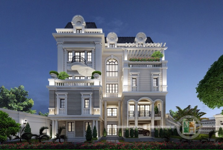 Villa – Đ. Hà Huy Tập, TP. Vinh Nghệ An