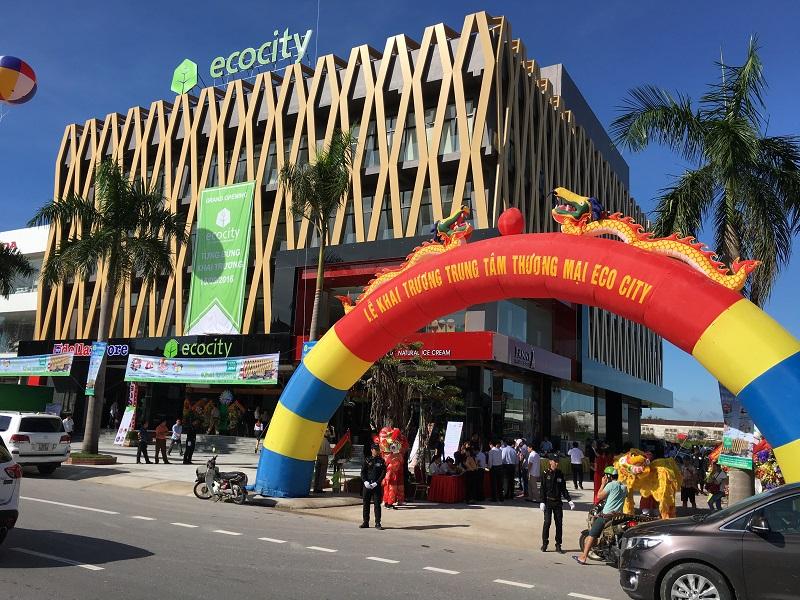 Trung tâm Thương mại Ecocity, Tp.Vinh, Nghệ An