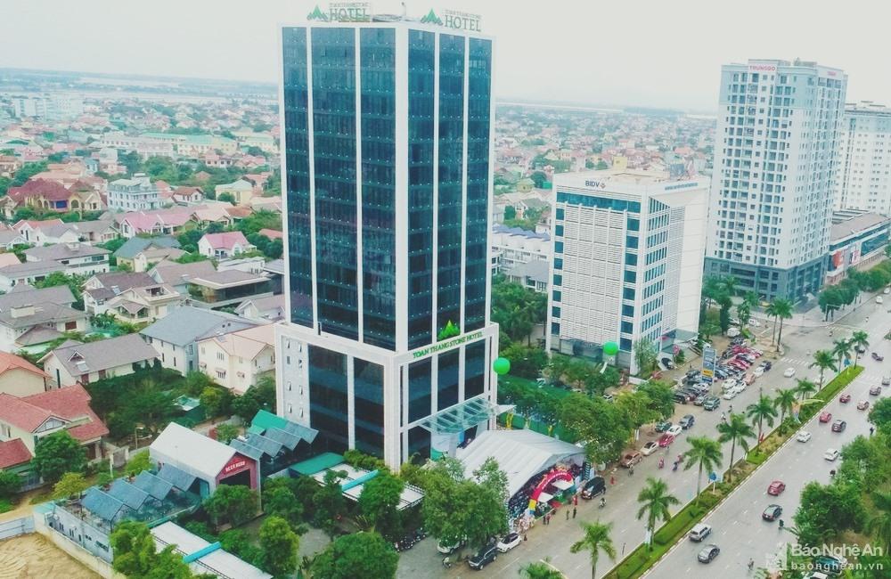 Khách Sạn Toàn Thắng Stone Tp Vinh.